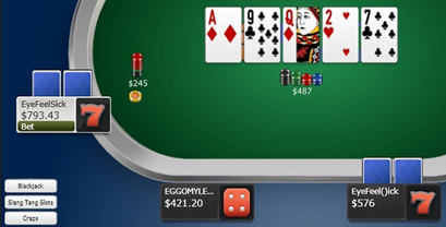 Sports betting ag poker rigged ballyhoo virginia tech tulsa over/under betting