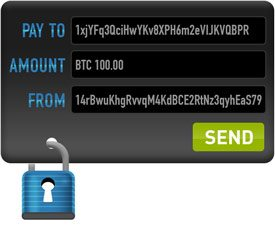 Bitcoin Address Example